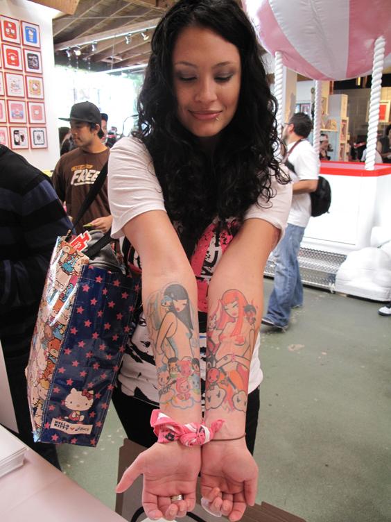 super cute kawaii tattoos takara town
