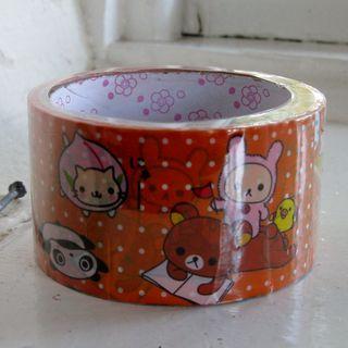 Relax bear tape