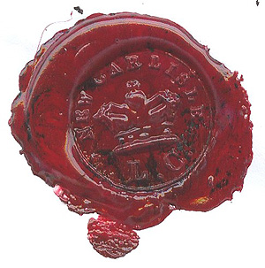Wax-seal-from-lower-canada