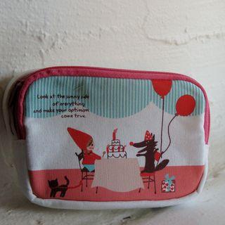 kawaii little red riding hood purse